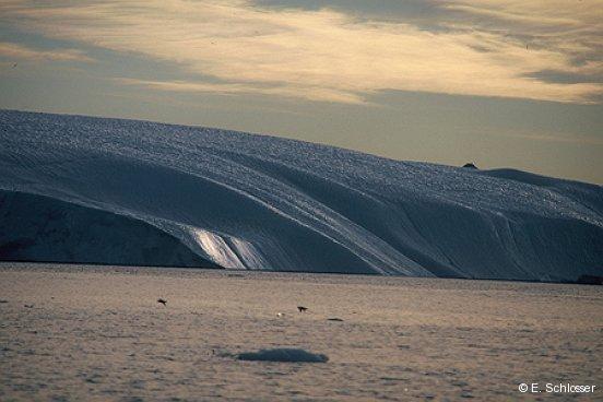 Iceberg close to Ilulissat, Greenland